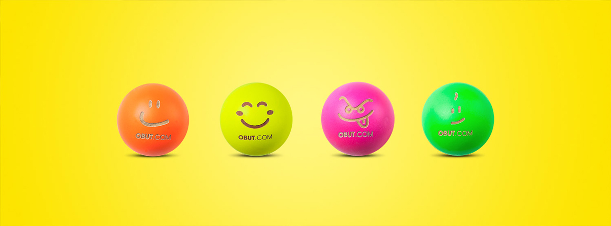 Design d'Objet : Obut Smiley