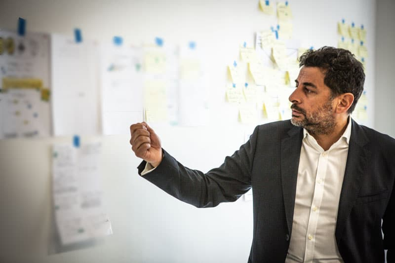 design sprint thomson reuters