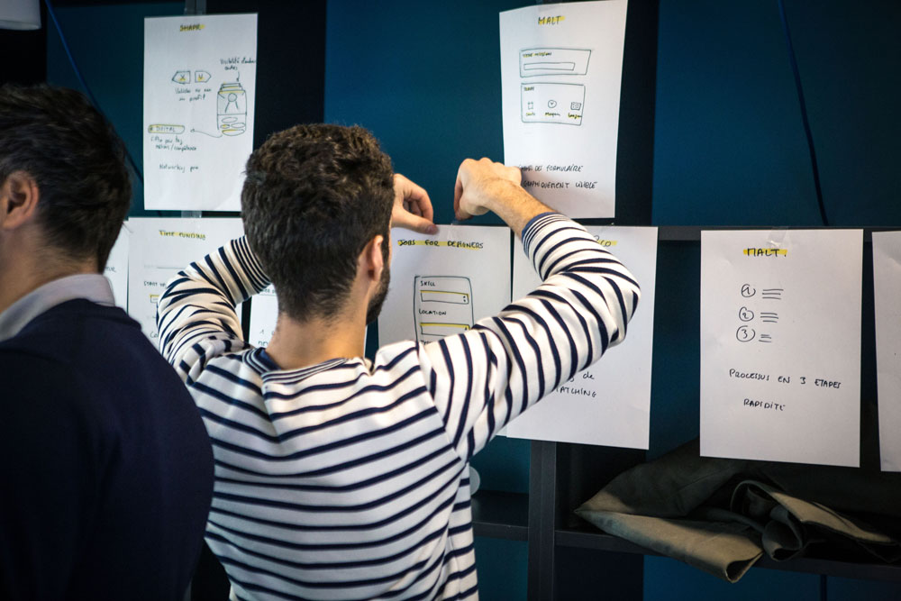 design sprint axa